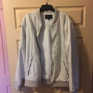 Banana republic bomber jacket